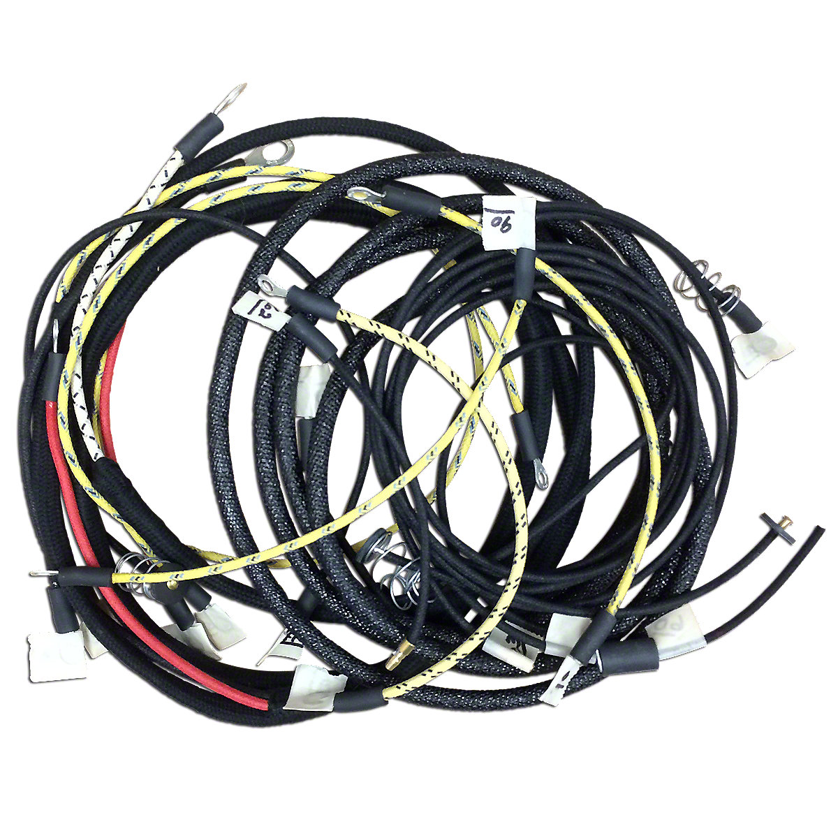 Wiring Harness 2016 Ford 9n Diagram 12 Volt 1 Wire Alternator Ua50513 For System